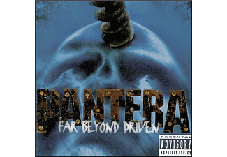 Pantera - Far Beyond Driven - (CD)