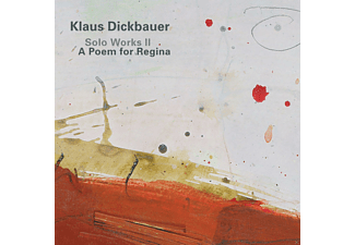 Klaus Dickbauer - Solo Works II - (CD)