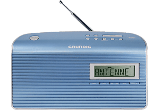 GRUNDIG Music BS 7000, Digitalradio