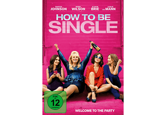 How To Be Single - (DVD)