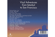 VARIOUS - Vinyl Adventures From Instanbul To San Francisco [CD]