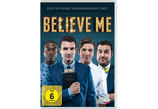 Believe Me - (DVD)