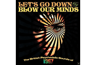 VARIOUS - Let's Go Down & Blow Our Minds [CD]