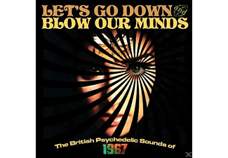 VARIOUS - Let's Go Down & Blow Our Minds - (CD)