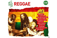 VARIOUS - All You Need Is: Reggae [CD]