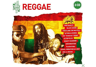 VARIOUS - All You Need Is: Reggae - (CD)