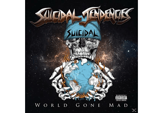 Suicidal Tendencies - World Gone Mad - (CD)