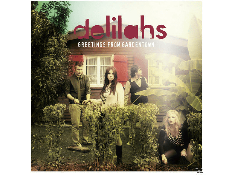 The Delilahs - Greetings From Gardentown [CD]