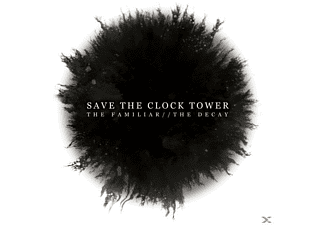 Save The Clock Tower - The Familiar//The Decay - (CD)