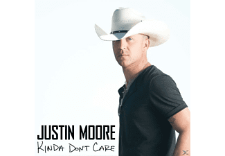 Justin Moore - Kinda Don't Care (Deluxe) - (CD)