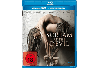 Scream At The Devil-Uncut - (Blu-ray)