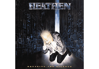 Heathen - Breaking the Silence - Limited Deluxe Edition (CD)