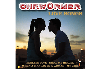 VARIOUS - Ohrwürmer - Love Songs - (CD)