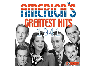 VARIOUS - America's Greatest Hits 1941 - (CD)