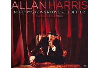 Allan Harris - Nobody's Gonna Love You Better - (CD)
