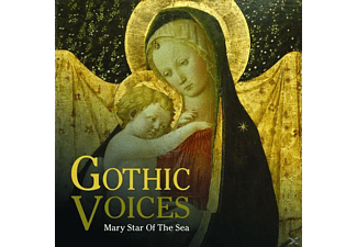 Gothic Voices - Mary Star of the Seas - (CD)