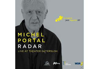 Michel Portal - Radar - (CD)
