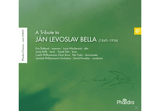 Janacek Philharmonic Orchestra - A Tribute To Jan Levoslav Bella - (CD)