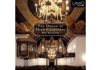 Kare Nordstoga - The Organ Of Oslo Cathedral - (CD)
