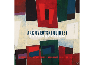Ark Ovrutski Quintet - Intersection - (CD)