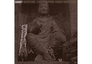 Ghost - Overture - (CD + DVD)