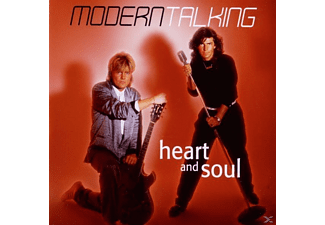 Modern Talking - HEART AND SOUL - (CD)