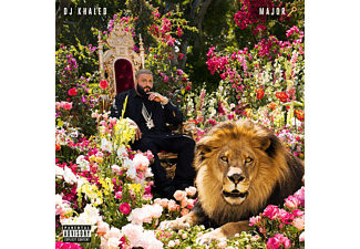 DJ Khaled - Major Key - (CD)