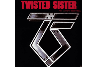 Twisted Sister - You Can't Stop Rock - (CD)