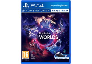 VR Worlds | PlayStation 4