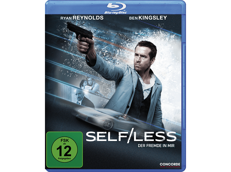 Self/Less - Der Fremde in mir [Blu-ray]