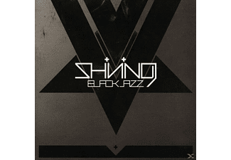 Shining - Blackjazz (Black Double Vinyl Gatefold, 180g) - (Vinyl)