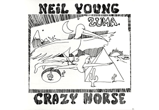 Neil Young, Crazy Horse - Zuma - (Vinyl)