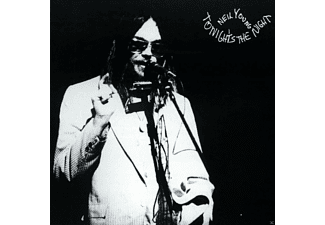 Neil Young - Tonight's The Night - (Vinyl)