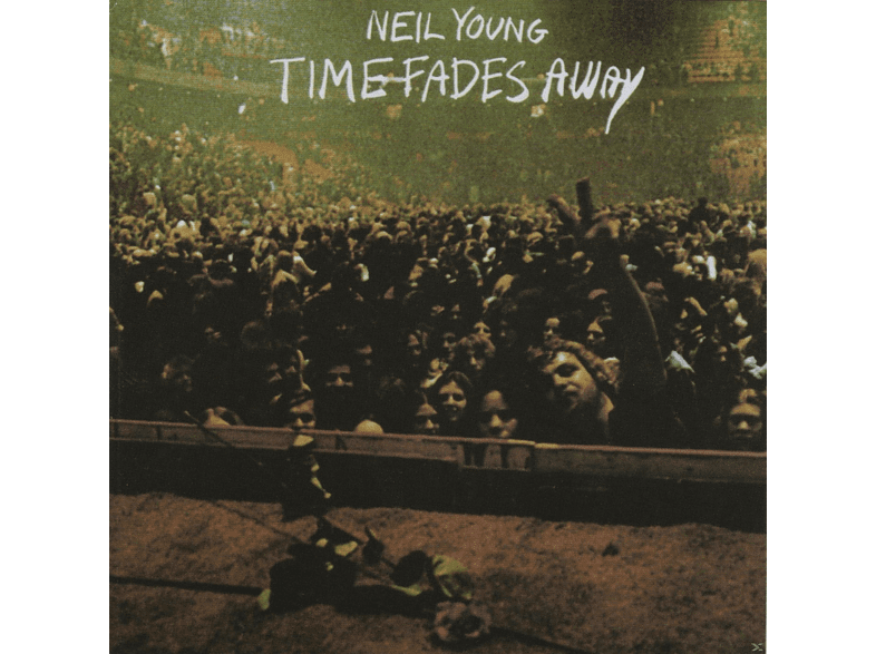 Neil Young - Time Fades Away [Vinyl]