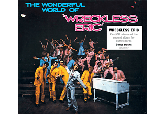 Wreckless Eric - The Wonderful World Of Wreckless Eric (+Bonus) - (CD)