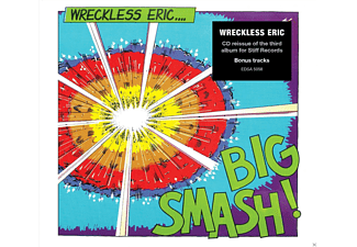 Wreckless Eric - Big Smash (+Bonus) - (CD)