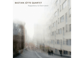 Bastian Quartet Juette - Happiness Is Overrated - (CD)