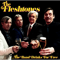 The Fleshtones - Teh Band Drinks For Free [Vinyl]