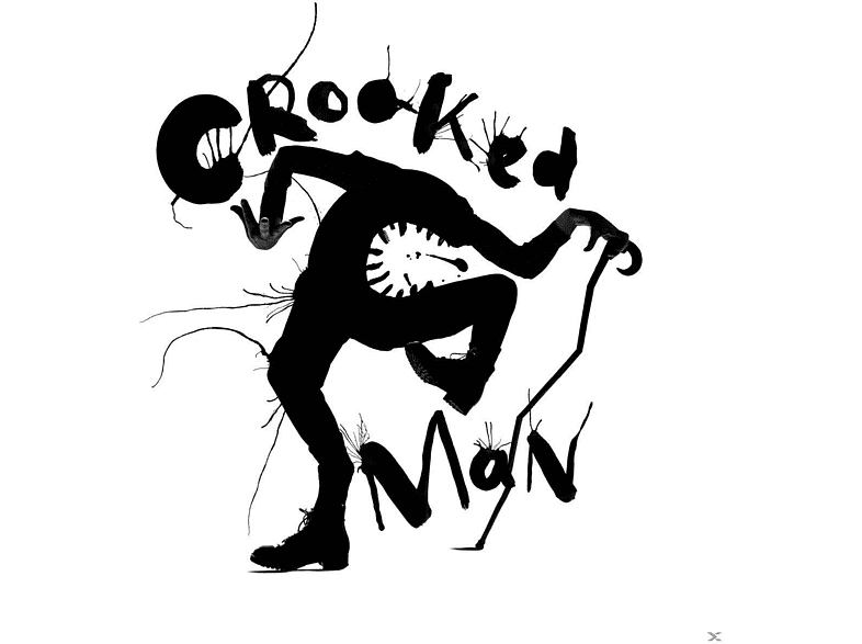 Crooked Man - Crooked Man (2LP+MP3) [LP + Download]