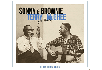 Brownie McGhee, Sonny Terry - John Henry - (CD)