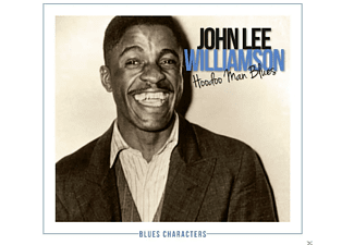 John Lee Williamson - Hoodoo Man Blues - (CD)