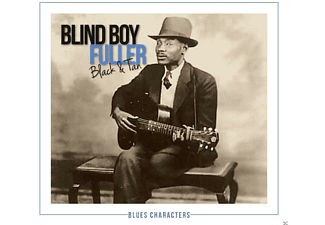 Blind Boy Fuller - Black & Tan - (CD)