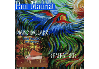 Paul Mauriat - Piano Ballade & Remember+Bonus - (CD)