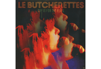 Le Butcherettes - Cry Is For The Flies - (Vinyl)