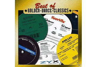 VARIOUS - Best Of Golden Dance Classics - (CD)