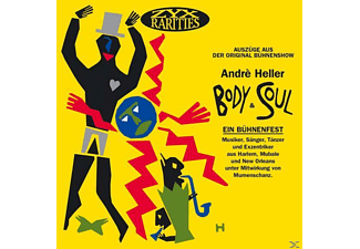 André Heller - Body And Soul - (CD)