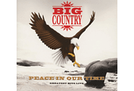 Big Country - Peace In Our Time - Greatest Hits Live [CD]