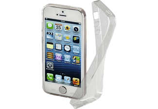 HAMA Clear Handyhülle, Transparent, passend für Apple iPhone 5, iPhone 5s, iPhone SE
