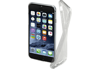 HAMA Clear Handyhülle, Transparent, passend für Apple iPhone 6, iPhone 6s