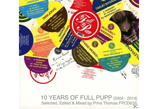 VARIOUS - 10 Years Of Full Pupp - (CD)
